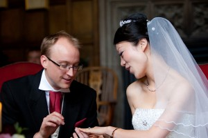 Kevin and Dani Wedding at Thornbury Castle - 18th October 2011